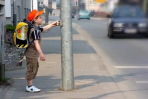 Sicherer Schulweg