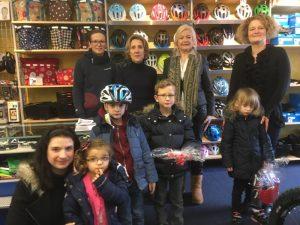 Verkehrswacht Monschau e.V. übergibt Preise an Gewinner des Preisausschreibens