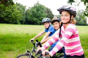 Sicher Fahrradfahren